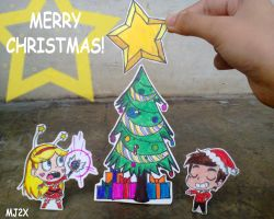 Merry Christmas!! by MarionetteJ2X