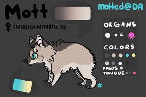 Mott Reference 2012 by motted