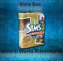 Vista Box - Sims 3 Addon 1 by floxx001