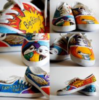 Big Bang Shoes by Larafan2