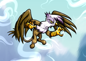 Mythical Beast of Prey by Rambopvp