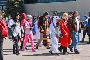 Anime North 2013: Journalistic shot 72 by Henrickson