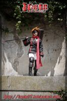 - Lavi - The New Beginning by TheLupin
