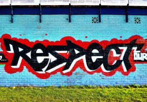 respect by awjay
