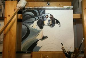 WIP Peter Pan by NorthumbrianArtist