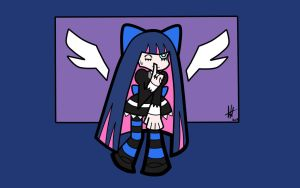 Anarchy Stocking by thechevaliere