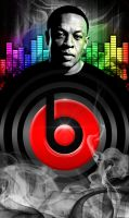 Beats by Dre Poster by jwo2013