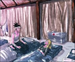 Shikatema- Time... by e-nat