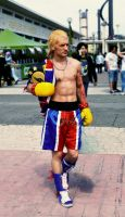 Steve Fox 2012 Cosplay Comicon by Leon Chiro by LeonChiroCosplayArt