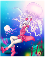 Jellyfish Ride by Sonou