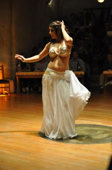 The Belly Dancer by cemito