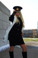 APH FemSoviet!Russia Cosplay II by WonderfulMelody8
