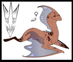 Spotted Adult Planador Adopt .:OPEN:. by Planador-Palace