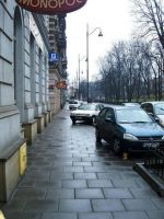 Parking in Poland by x-Vertigoa-x
