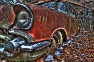 1957 Chevrolet III by Logicalx