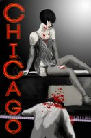 He Had it Coming- Chicago Poster by Griffon2745