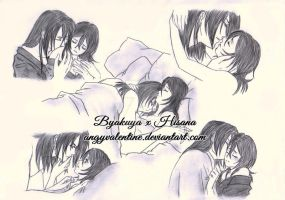 ByaSana - Everytime we touch by AngyValentine