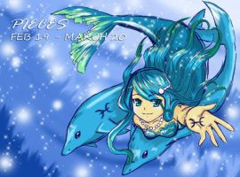 Horoscope - Pisces by Na-Nami