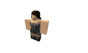 my awesome roblox character by kerbubbles