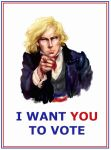 Enjolras wants YOU to vote by ColonelDespard