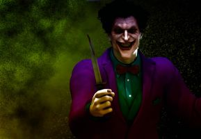 Joker Assassin by hiram67