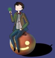 The Eleventh Doctor by ice-cream-skies