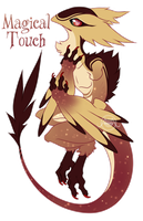 [Closed] Magical Touch [Auction] by Seoxys6