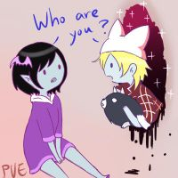 who are you by PvElephant