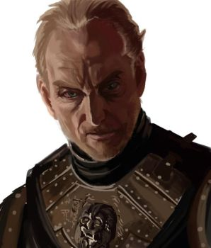Tywin Lannister speed painting by ElusiveDrifter
