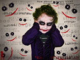 Paully The Joker by TheFr33KShoW