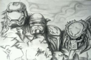 my mt. rushmore by str8twisted13x