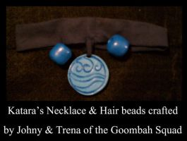 Katara Accessories by Goomba-Squad