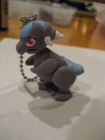 Cranidos Keychain v.3 by Hey-Jealousy