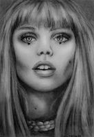 Starry Eyed  Speed drawing by TightGrasp