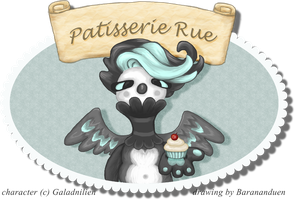 Patisserie Rue - for Galadnilien + Contest Info by barananduen