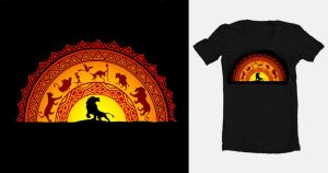 The Rising Sun Design by racookie3