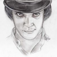 Clockwork Orange by IreneGnr22