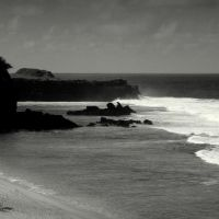 Gris gris cliffs by lostknightkg