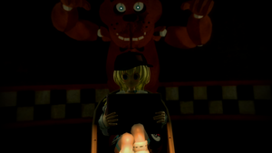 Five Nights In Hell by xXCressyMoonXx