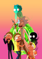 Best Rick There Ever Was by Kittybaka-chan