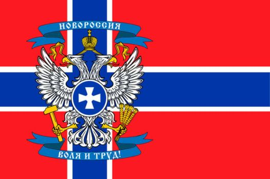 Novorossia, Nordic Style by resistance-pencil