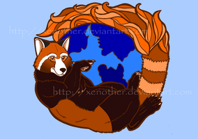 Firefox by Xenothere