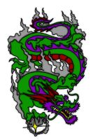 Dargon Tattoo Revisited by EvilTank