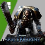 Icon for Warhammer40k Spacemarine by CryptoWorks
