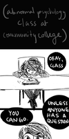 College: rated M for Mature by IEatYourHead