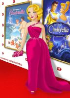 Red Carpet Cinderella by LadyAmber