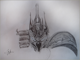 the lich king 30 percent by JOVictory