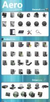 Aero for IconPackager by Josephs
