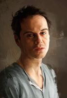 Andrew Scott by Namecchan