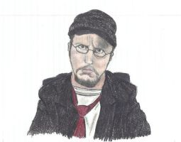 The Nostalgia Critic by vendreauria